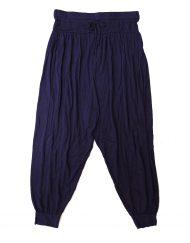 Plain Harem Pants Purple