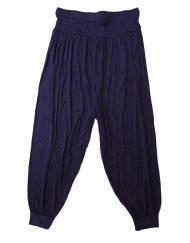 Plain Purple Harem Pants