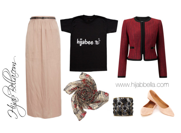 Style your hijab and outfit using this hijab style guide