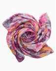 beautiful floral printed maxi hijab
