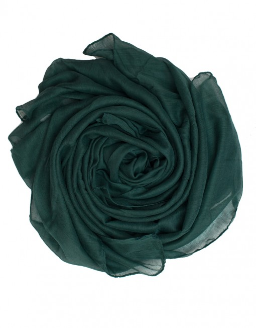 Green Maxi Hijab perfect for Hijab Styles