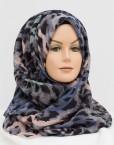 pale coloured hijab