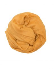 mustard yellow plain hijab