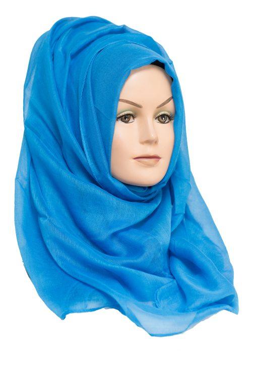 ferozi blue hijab