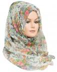 colourful maxi hijab