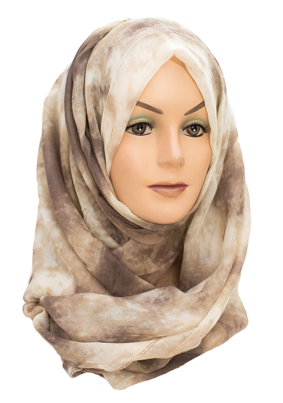 Brown Coffee Hijab
