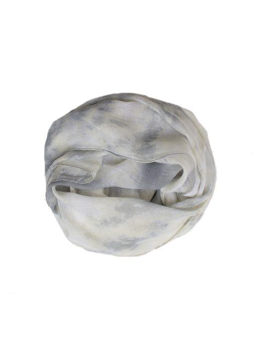 Grey Marble Hijab