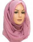 light purple maxi hijab sparkle