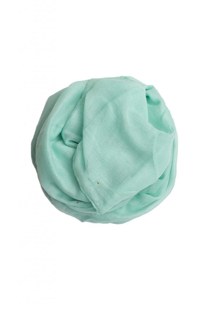 Mint Green Sparkle Hijab
