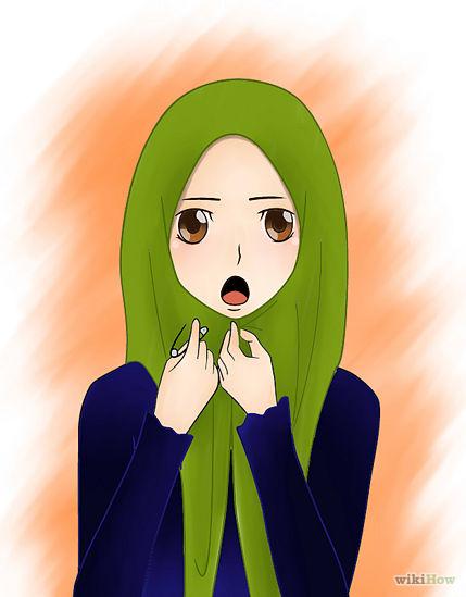 tight hijab