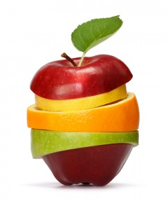 fruits and vegetables for healthy living