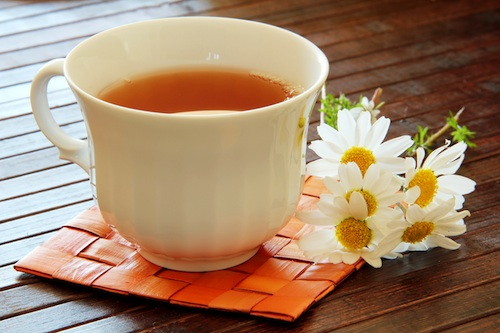herbal tea relieves period pains
