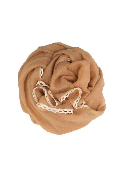 maxi plain beige hijab