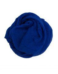 crinkle blue maxi hijab