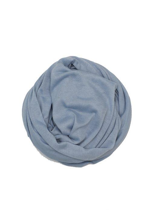 denim blue jersey hijab